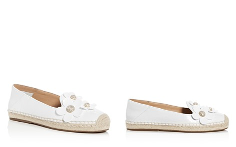 MARC JACOBS Women's Patent Leather Daisy Embellished Espadrille Flats - Bloomingdale's_2