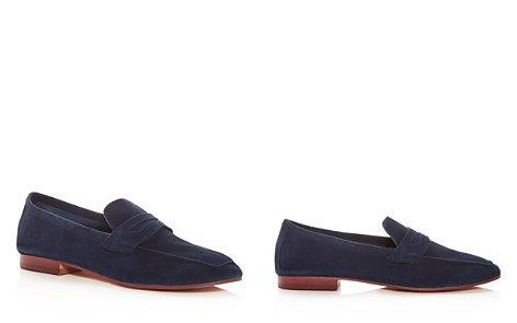 Kenneth Cole Women's Dean Suede Penny Loafers - Bloomingdale's_2