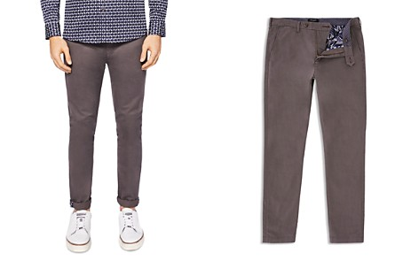 Ted Baker Tapcor Tapered Fit Chino Pants - Bloomingdale's_2