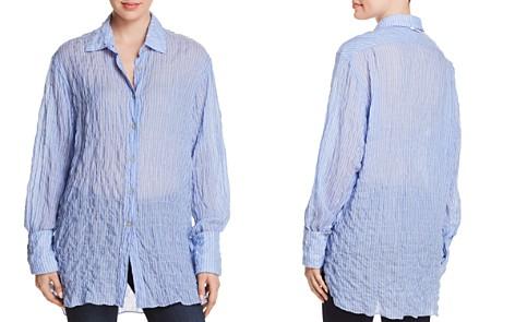 Elizabeth and James Francois Textured Shirt - Bloomingdale's_2