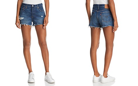 Levi's 501® Denim Shorts in Silverlake - Bloomingdale's_2