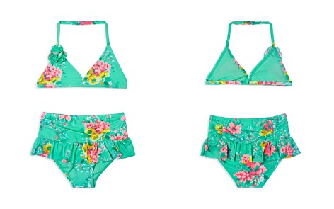 Hula Star Girls' Garden Dream 2-Piece Swimsuit - Little Kid - Bloomingdale's_2