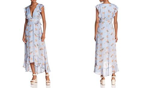 ASTR Lila Ruffled Maxi Wrap Dress - Bloomingdale's_2