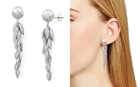 Nadri Willow Leaves Drop Earrings - Bloomingdale's_2