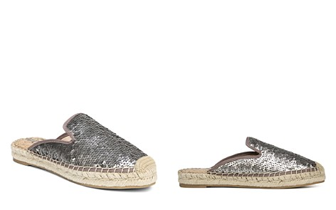 Sam Edelman Women's Kerry Sequined Espadrille Mules - Bloomingdale's_2