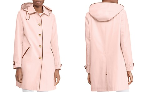 Lauren Ralph Lauren Hooded Balmacaan Trench Coat - Bloomingdale's_2