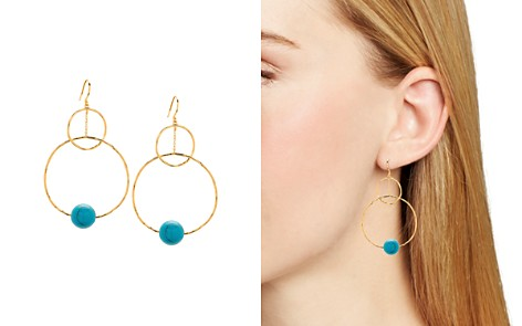 Gorjana Interlocking Drop Earrings - Bloomingdale's_2