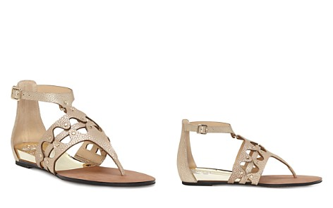 VINCE CAMUTO Women's Arlanian Leather Cutout Demi Wedge Sandals - Bloomingdale's_2