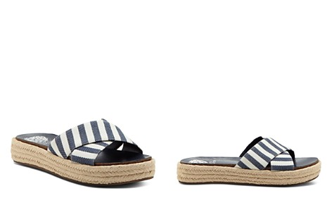 VINCE CAMUTO Women's Carran Platform Espadrille Slide Sandals - Bloomingdale's_2