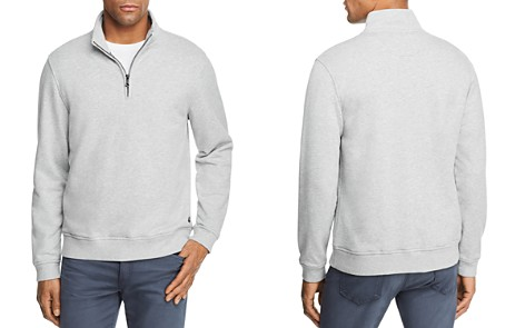 Brooks Brothers Knit Quarter-Zip Pullover - Bloomingdale's_2