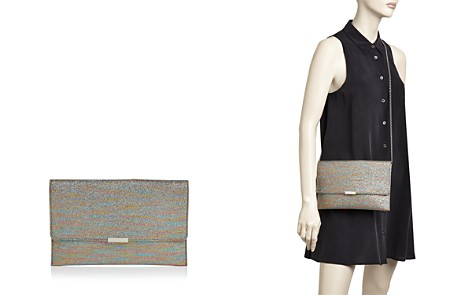Loeffler Randall Envelope Leather Clutch - Bloomingdale's_2