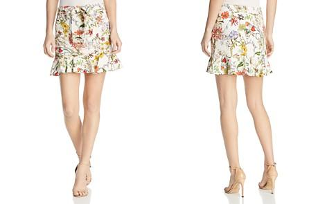 Parker Lieanna Floral Skirt - Bloomingdale's_2