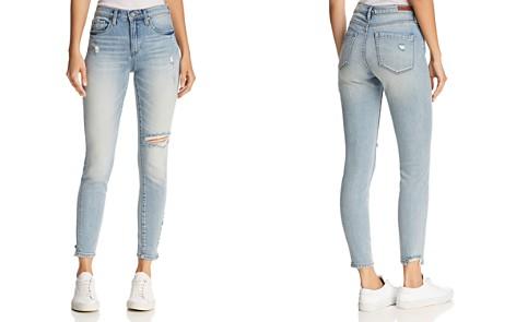 BLANKNYC Distressed Skinny Jeans in Constant Convo - Bloomingdale's_2