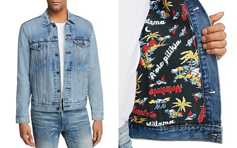 LEVI'S Tropical Lining Denim Trucker Jacket - 100% Exclusive - Bloomingdale's_2
