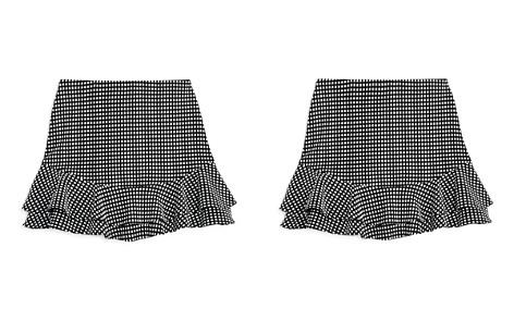 AQUA Girls' Textured Ruffle Skirt, Big Kid - 100% Exclusive - Bloomingdale's_2