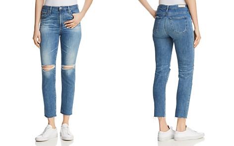 AG Isabelle Skinny Jeans in 13 Years Saltwater - Bloomingdale's_2