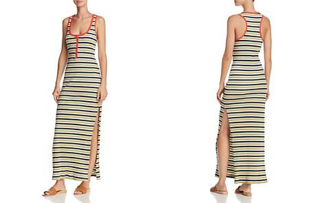 Splendid x Margherita Striped Rib-Knit Maxi Dress - Bloomingdale's_2