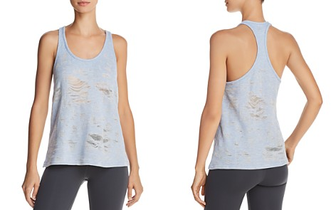 Alo Yoga Pure Distressed Tank - Bloomingdale's_2