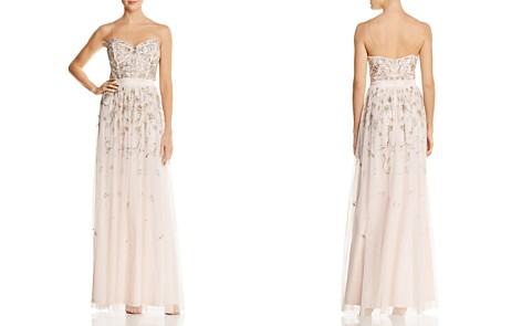 Aidan Mattox Embellished Bustier Gown - Bloomingdale's_2