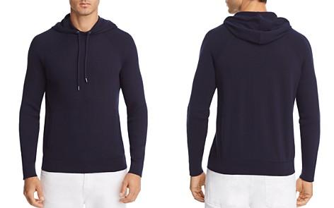 Michael Kors Textured Hooded Sweater - 100% Exclusive - Bloomingdale's_2