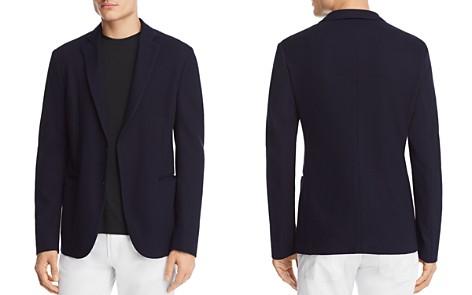 Emporio Armani Textured Classic Fit Sport Coat - Bloomingdale's_2