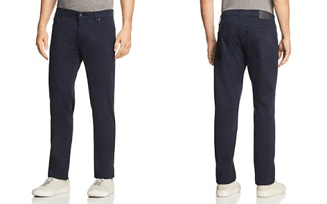 BOSS Maine Regular Fit Twill Pants - Bloomingdale's_2