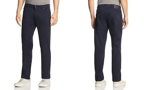 BOSS Maine Regular Fit Twill Pants - Bloomingdale's_2