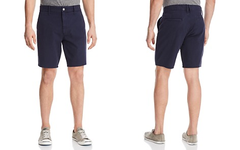 Joe's Jeans Twill Regular Fit Shorts - 100% Exclusive - Bloomingdale's_2