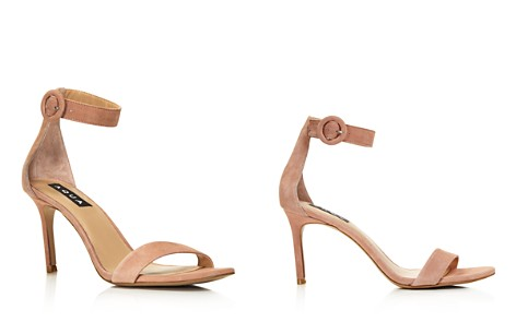 AQUA Women's Seven Suede High Heel Ankle Strap Sandals - 100% Exclusive - Bloomingdale's_2