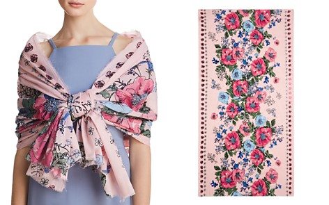 Lola Rose Floral Picnic Scarf - Bloomingdale's_2