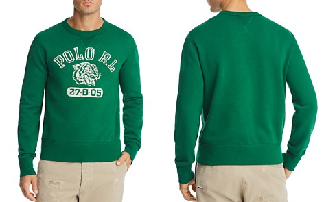 Polo Ralph Lauren Tiger Logo Crewneck Sweatshirt - 100% Exclusive - Bloomingdale's_2