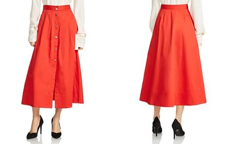 Maje Jupalo Midi Skirt - Bloomingdale's_2