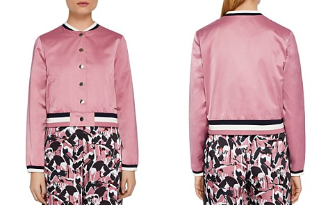 Ted Baker Colour by Numbers Annahh Bomber Jacket - Bloomingdale's_2