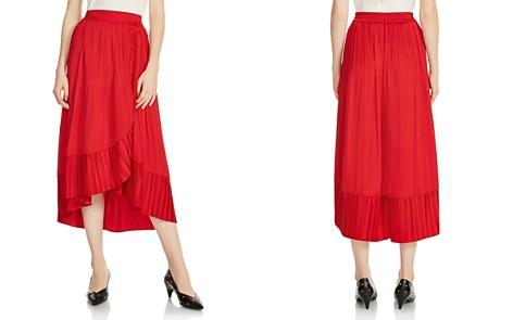 Maje Jonette Ruffle-Trim Long Skirt - Bloomingdale's_2