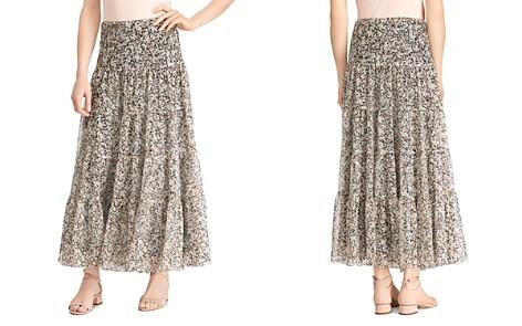 Lauren Ralph Lauren Tiered Floral Maxi Skirt - Bloomingdale's_2