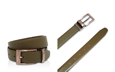 Ted Baker Kong Leather Reversible Belt - Bloomingdale's_2