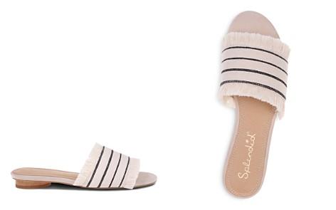 Splendid Women's Baldwyn Canvas Slide Sandals - Bloomingdale's_2
