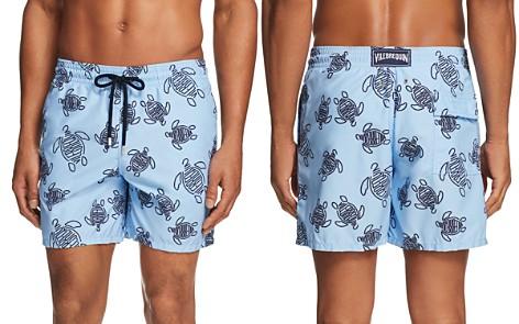 Vilebrequin Moorea Turtle Swim Trunks - Bloomingdale's_2