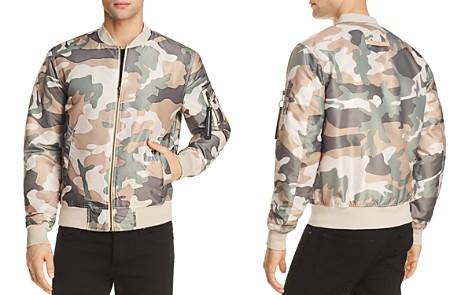 WeSC Camouflage Bomber Jacket - Bloomingdale's_2