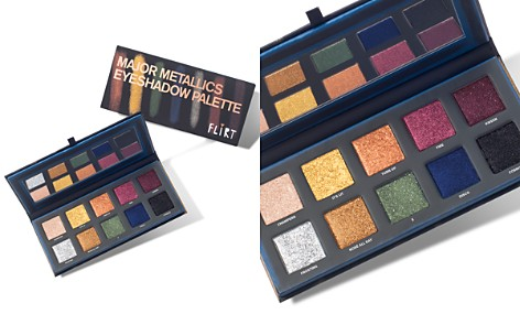 FLiRT Cosmetics Major Metallics Eyeshadow Palette - Bloomingdale's_2