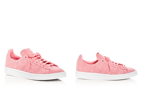 Adidas Women's Campus Suede Lace Up Sneakers - Bloomingdale's_2