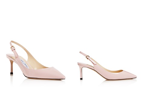 Jimmy Choo Women's Erin 60 Patent Leather Slingback Pumps - Bloomingdale's_2