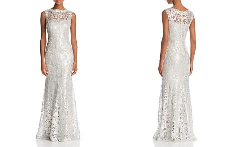 Tadashi Shoji Sleeveless Sequin Gown - Bloomingdale's_2