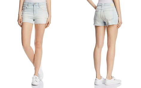 AG Bryn Denim Shorts in 27 Years Sunfade Indigo - Bloomingdale's_2