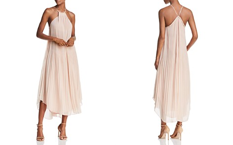 Ramy Brook Catalina Pleated Midi Dress - Bloomingdale's_2