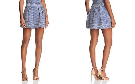 Ramy Brook Gia Mini Skirt - Bloomingdale's_2