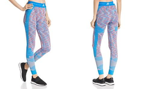 adidas by Stella McCartney Space Dye Color Block Leggings - Bloomingdale's_2