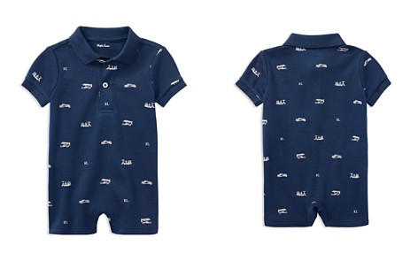 Ralph Lauren Boys' Car Plane & Train Print Shortall - Baby - Bloomingdale's_2