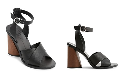 Dolce Vita Women's Athena Leather Ankle Strap Sandals - Bloomingdale's_2