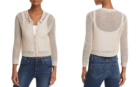 Theory Tamvi Crochet Cardigan - Bloomingdale's_2